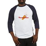 Pyromaniac Baseball Jersey