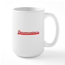 Softball Pyromaniacs Mug