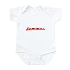 Softball Pyromaniacs Infant Bodysuit