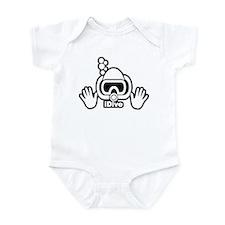 IDIVE SCUBA ORIGINAL Infant Bodysuit