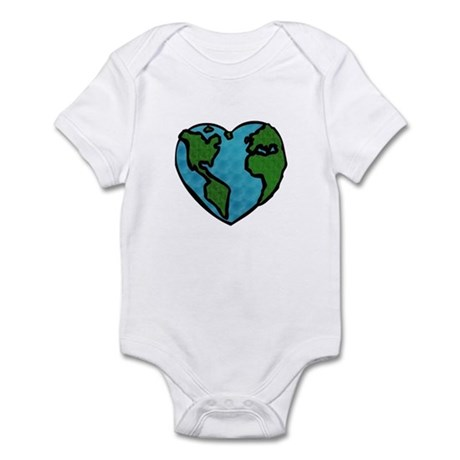 CafePress Earth Day Infant Creeper