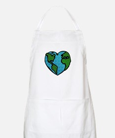 Earth Day BBQ Apron