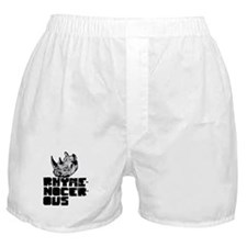 rhymenocerous graffiti Boxer Shorts