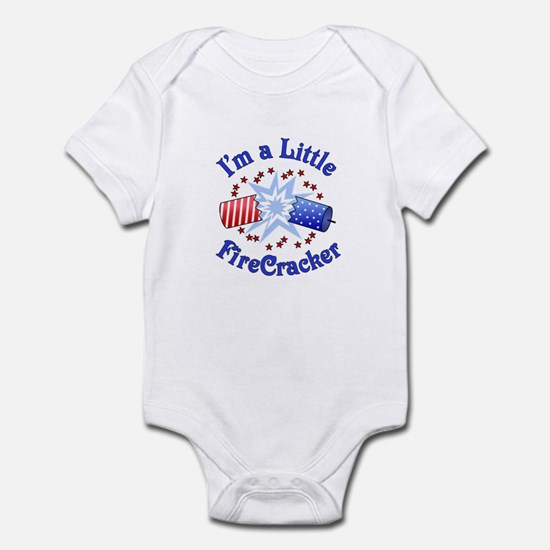 Im a Little Firecracker Infant Bodysuit