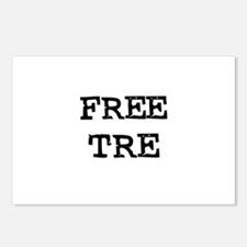 Free Tre Postcards (Package of 8)