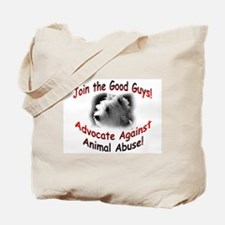 Join the Good Guys Tote Bag