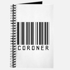 Coroner Barcode Journal