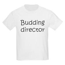 Budding director T-Shirt