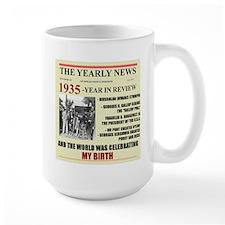 born in 1935 birthday gift Mug