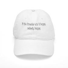 Director happy Baseball Cap