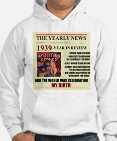 born in 1939 birthday gift Hoodie
