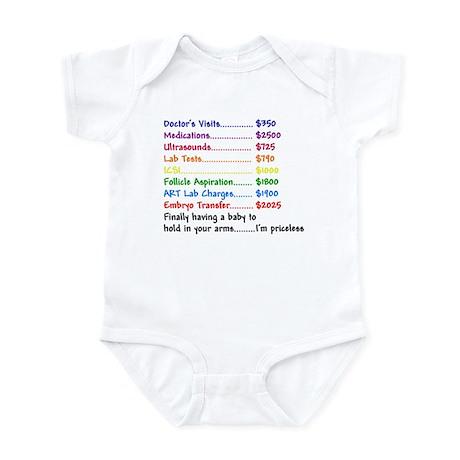 IVF Baby Infant Bodysuit