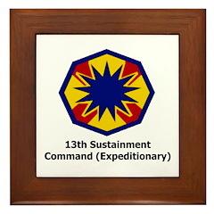 13th ESC Framed Tile