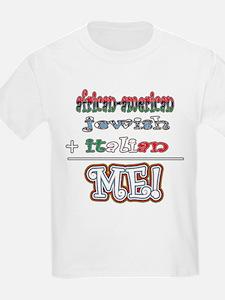 AfrJewiTalian T-Shirt