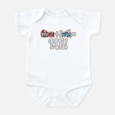 ChineseJewish Infant Bodysuit