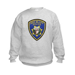 Red Bluff Police Sweatshirt
