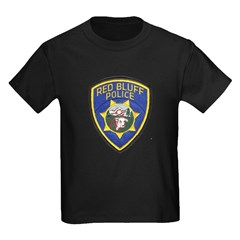 Red Bluff Police T