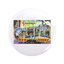 """Camden New Jersey 3.5"""" Button"""