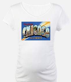 Chicago Illinois Greetings Shirt