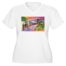 Clearwater Florida Greetings T-Shirt