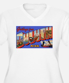 Duluth women 39 s plus size clothing plus size shirts for Duluth t shirt commercial