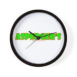 Asperger's Wall Clock