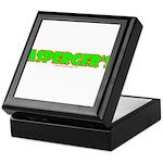 Asperger's Keepsake Box