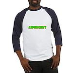 Asperger's Baseball Jersey