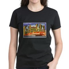 Erie Pennsylvania Greetings Tee