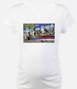 Fresno California Greetings Shirt