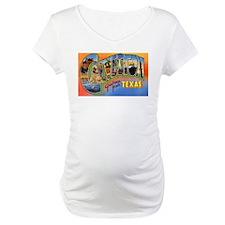 Galveston Texas Greetings Shirt