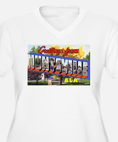 Huntsville Alabama Greetings T-Shirt