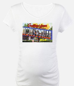 Huntsville Alabama Greetings Shirt