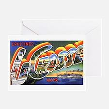 La Crosse Wisconsin Greetings Greeting Card