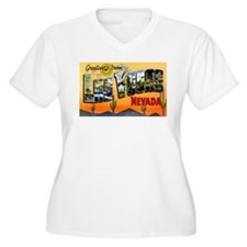 Las Vegas Nevada Greetings T-Shirt
