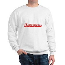 Softball Asperger's Sweatshirt