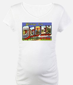 Ogden Utah Greetings Shirt