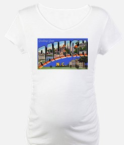 Raleigh North Carolina Greeti Shirt