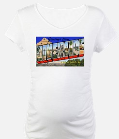 Riverside California Greeting Shirt