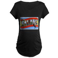 Salinas California Greetings T-Shirt