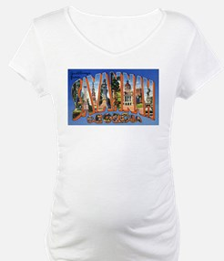 Savannah Georgia Greetings Shirt