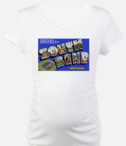 South Bend Indiana Greetings Shirt