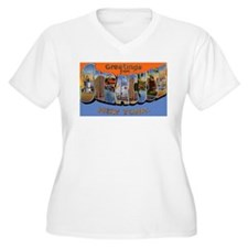 Syracuse New York Greetings T-Shirt