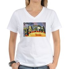Tampa Florida Greetings Shirt