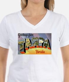 Tampa Florida Greetings Shirt
