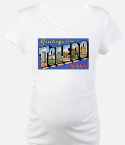 Toledo Ohio Greetings Shirt