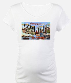 Vallejo California Greetings Shirt