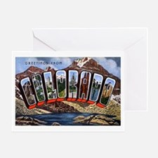 Colorado Greetings Greeting Card