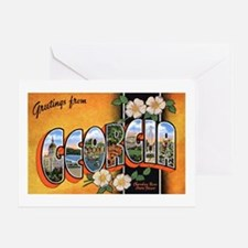 Georgia Greetings Greeting Card