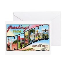 Indiana Greetings Greeting Cards (Pk of 20)